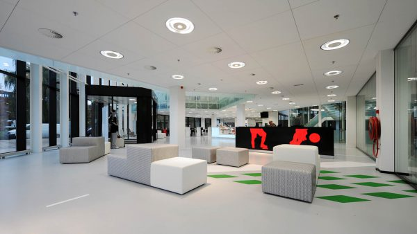 Adidas Interieur 05 - Hollandse Nieuwe