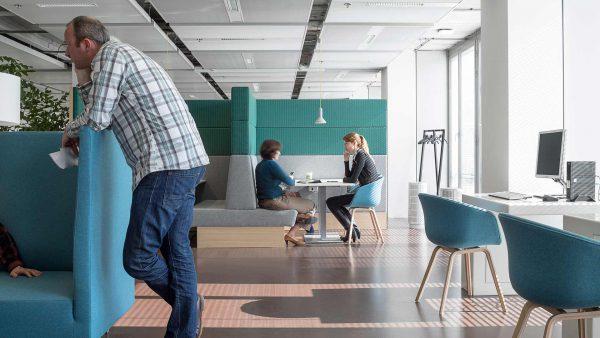 Ministerie van Infrastructuur en Milieu - Hollandse Nieuwe Interieur 01