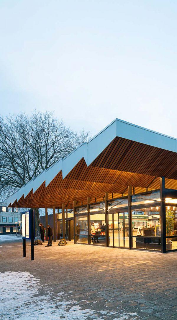 Station Gorinchem - Hollandse Nieuwe Interieur 01