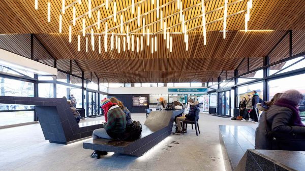Station Gorinchem - Hollandse Nieuwe Interieur 05