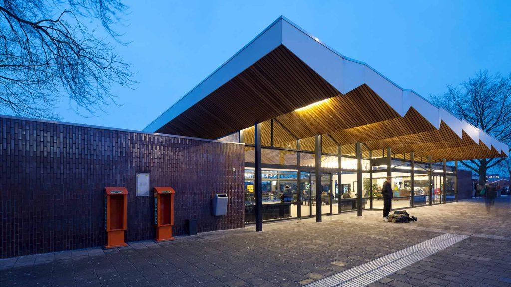 Station Gorinchem - Hollandse Nieuwe Interieur 09