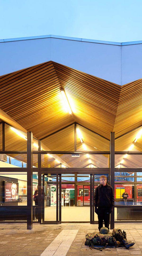 Station Gorinchem - Hollandse Nieuwe Interieur 10