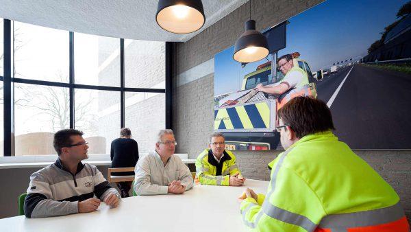 Rijkswaterstaat - Hollandse Nieuwe Interieur 05