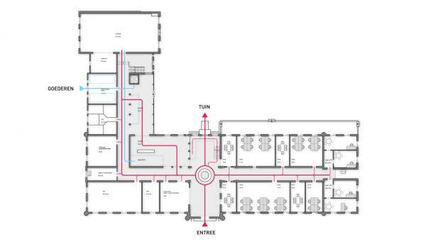 Universiteit Utrecht Masterplan - Hollandse Nieuwe Interieur 06