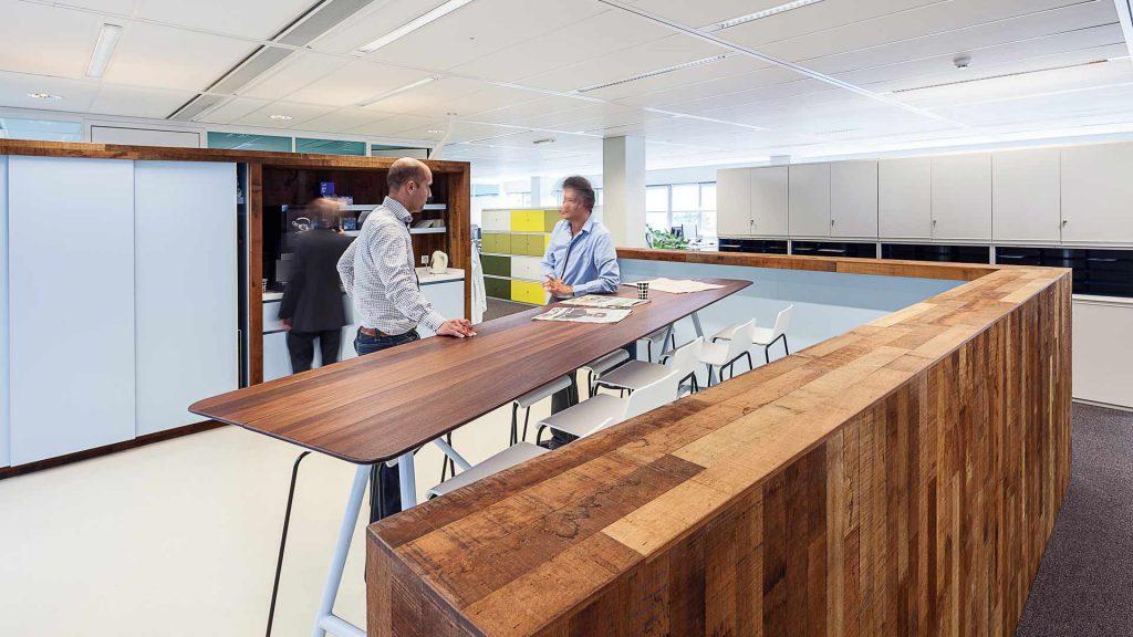 Vrije Universiteit - Hollandse Nieuwe Interieur 05