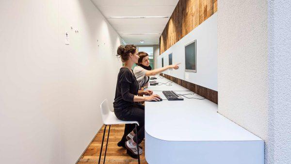 Vrije Universiteit - Hollandse Nieuwe Interieur 07