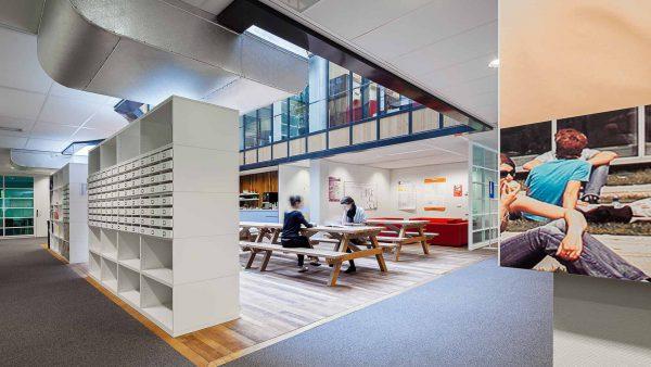 Vrije Universiteit - Hollandse Nieuwe Interieur 08