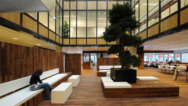 Vrije Universiteit - Hollandse Nieuwe Interieur 09