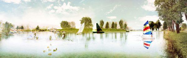 Fort Kudelstaart - Hollandse Nieuwe Monument Herontwikkeling 03