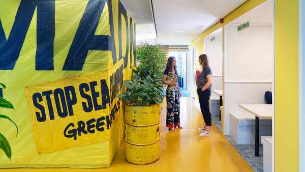Greenpeace International - Hollandse Nieuwe Interieur 10