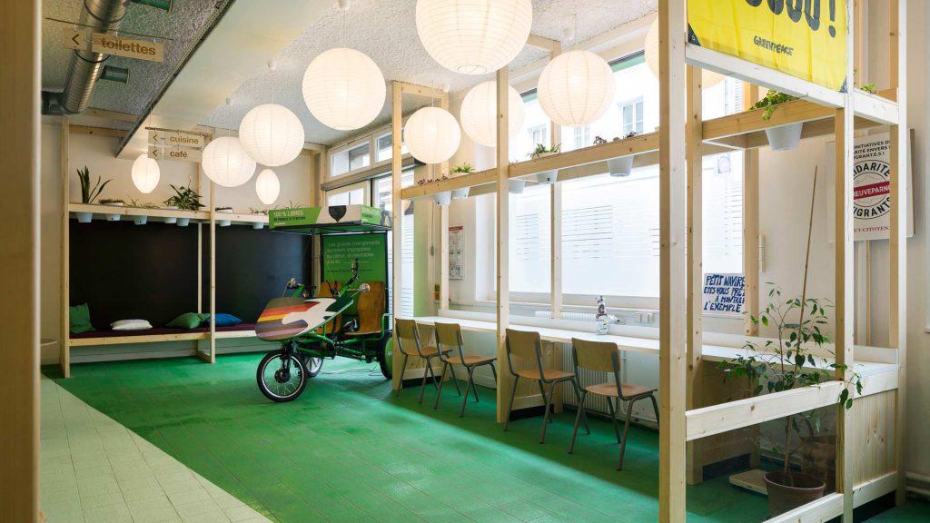 Greenpeace France Hollandse Nieuwe Interieur L03
