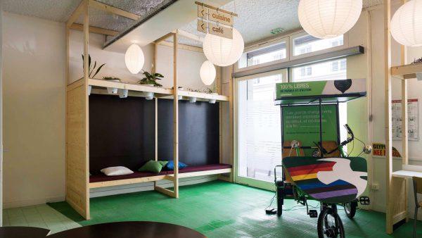 Greenpeace France Hollandse Nieuwe Interieur L04