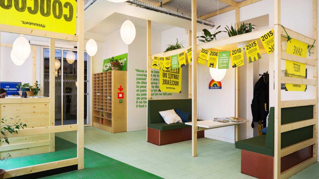 Greenpeace France Hollandse Nieuwe Interieur L07