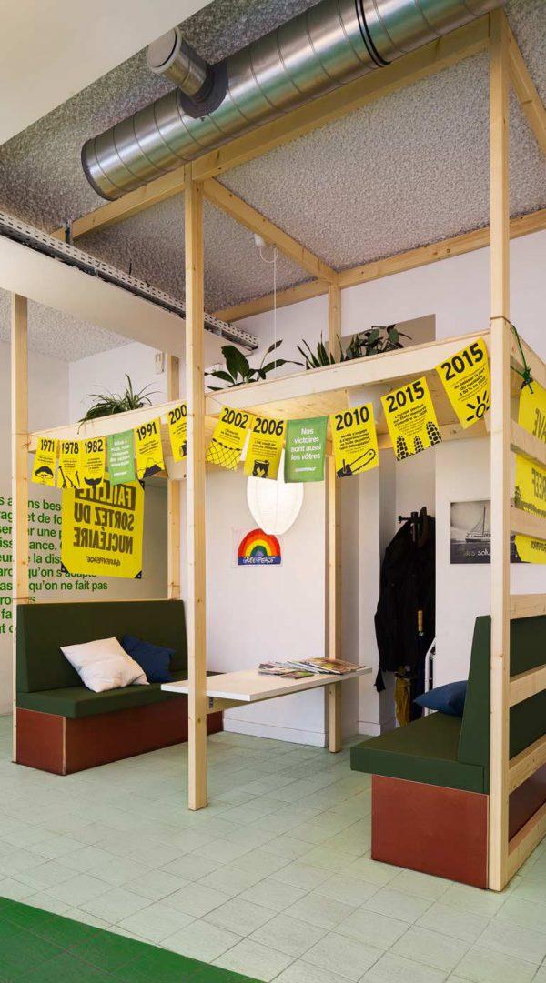 Greenpeace France Hollandse Nieuwe Interieur 01