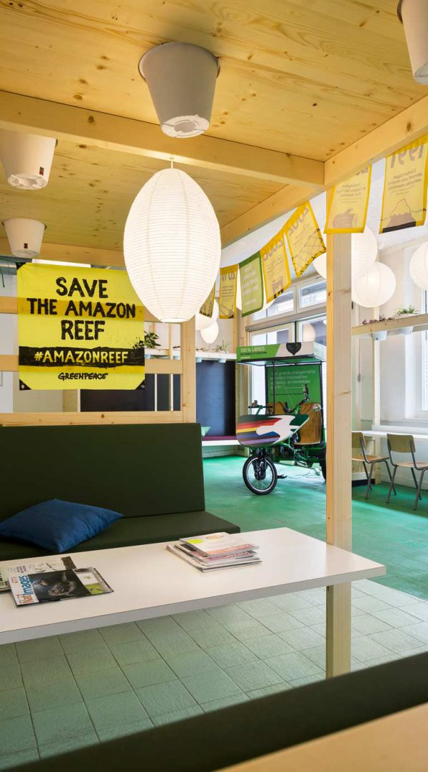 Greenpeace France Hollandse Nieuwe Interieur 02