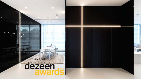 Dezeen Awards interior workspace Hollandse Nieuwe