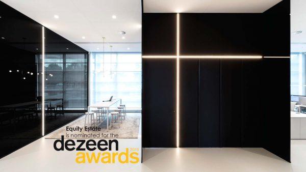 Dezeen Awards interior workspace Hollandse Nieuwe